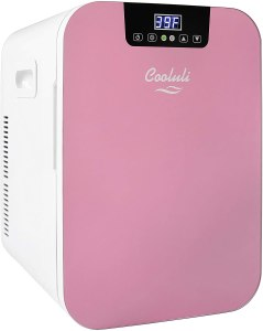 Cooluli concord mini fridge, skincare fridges