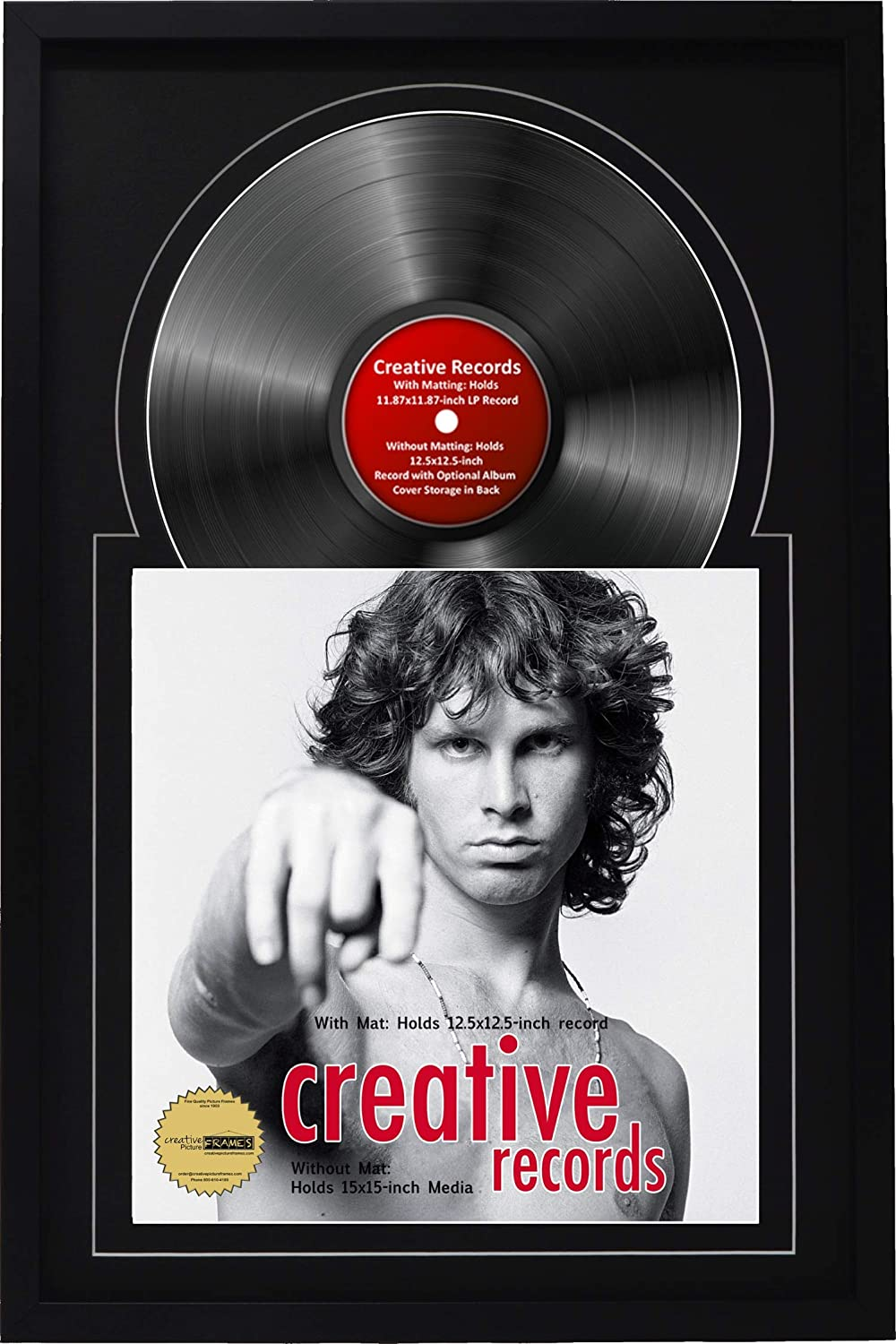 Creative Picture Frames Record Frame