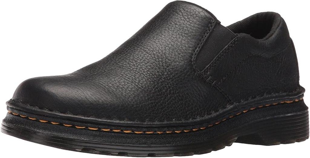 Dr Martens black boyle slip on loafers best slip ons