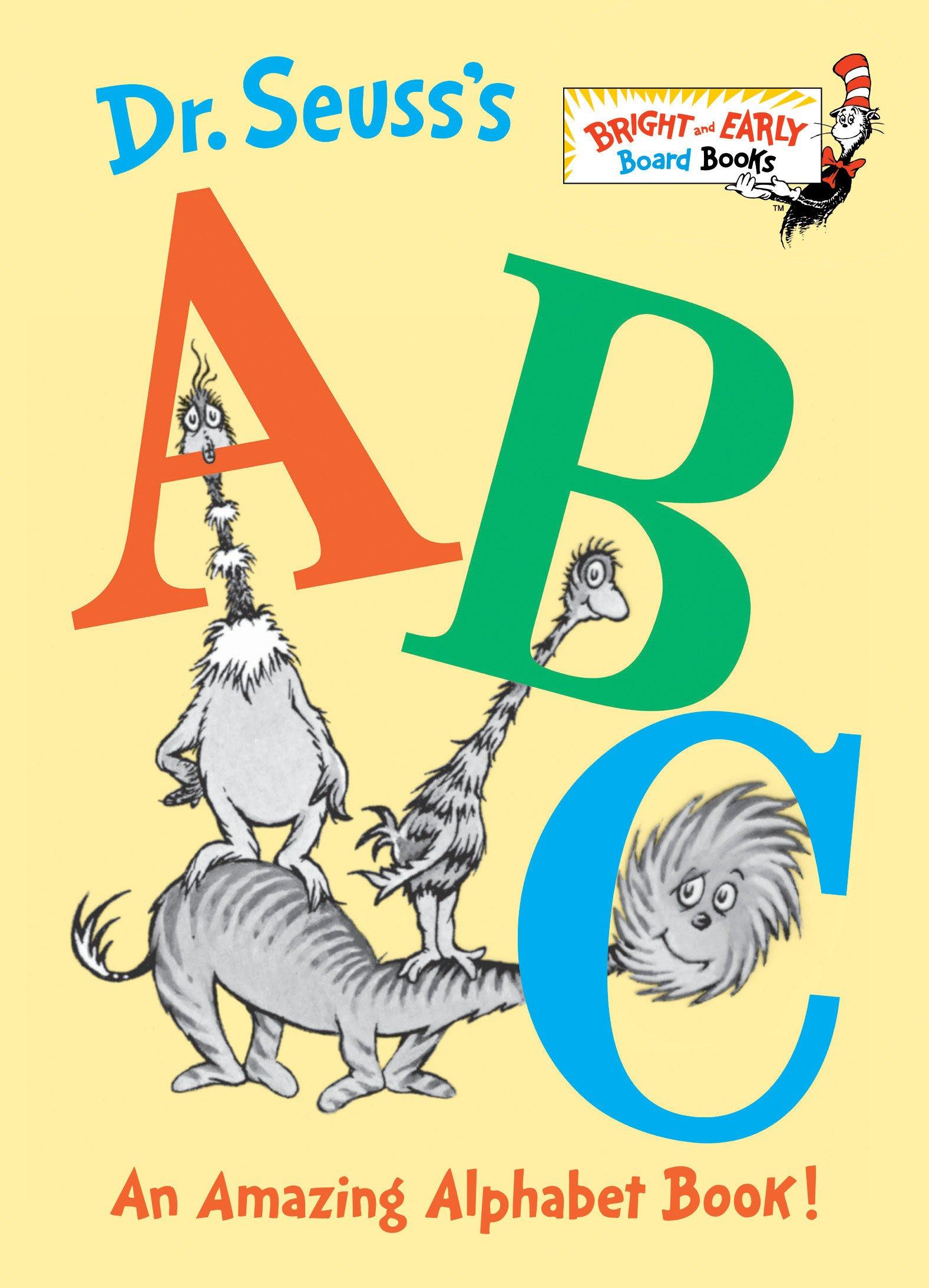 Dr. Seuss's ABC by Dr. Seuss