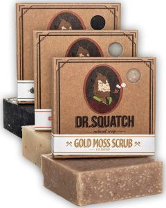 dr. squatch men's soap variety pack, how to go plastic free