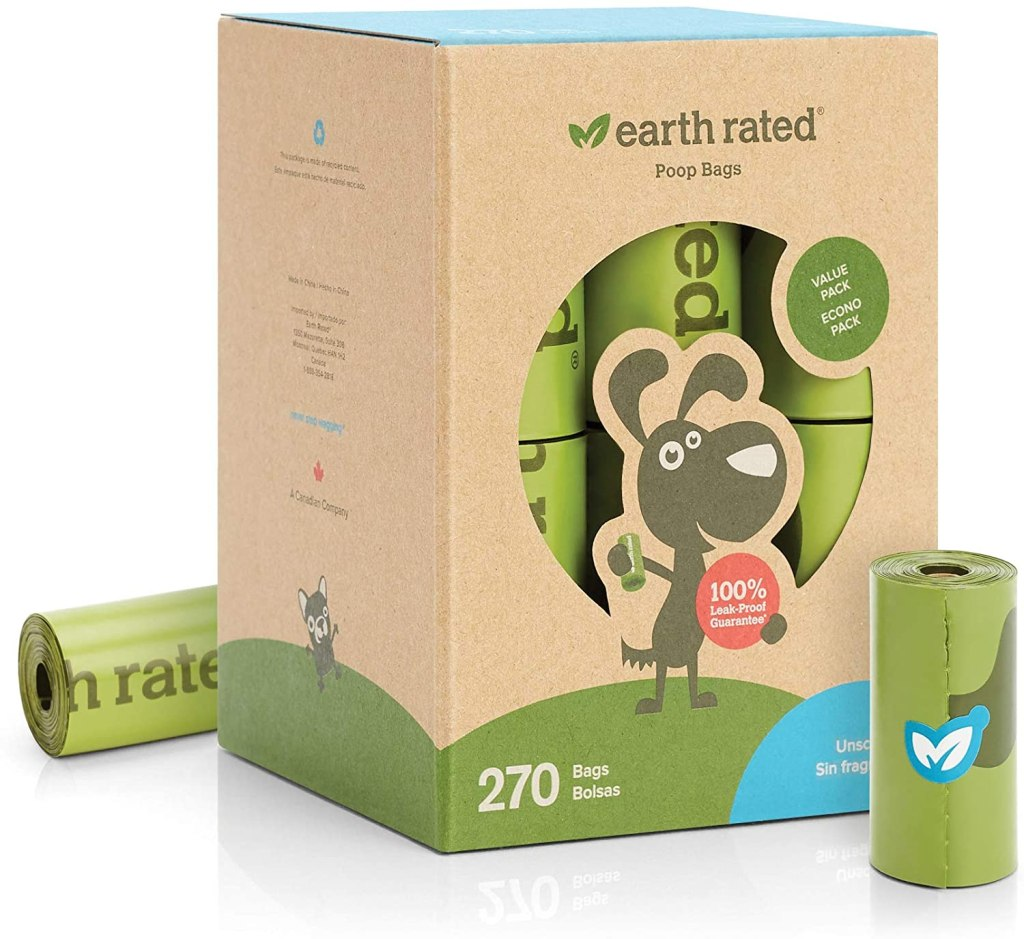Earth Rated Dog Poop Bags