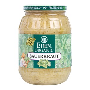 Eden Organic Sauerkraut, best probiotic for men