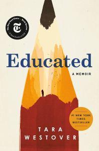educated by tara westover, best memoirs