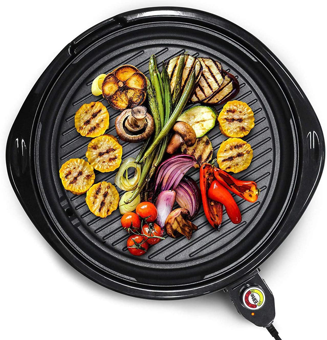 Elite Gourment Electric Korean BBQ Grill
