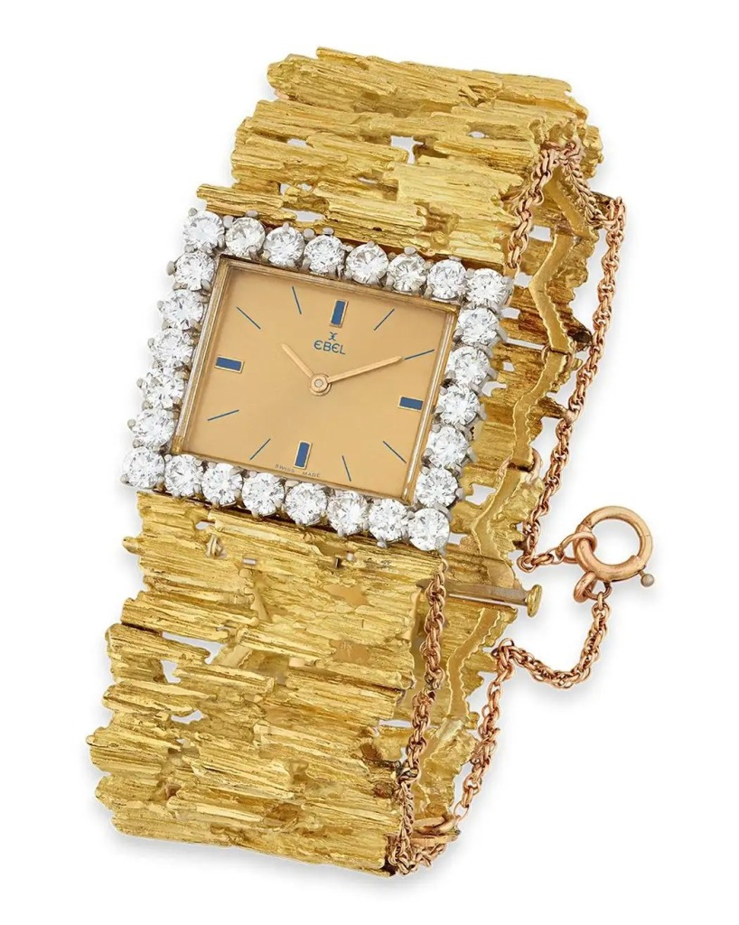 Elvis-Presleys-Gold-and-Diamond-Watch Most Expensive Watch