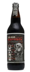 Epic Brewing Big Bad Baptista