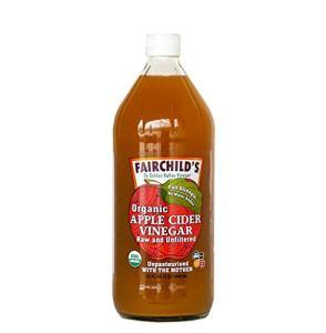 apple cider vinegar fairchilds organic