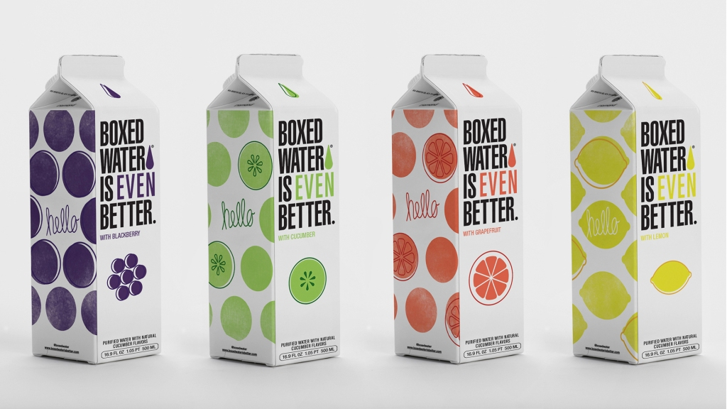 Boxed Water, How to Reduce Your Single Use Plastic Habit