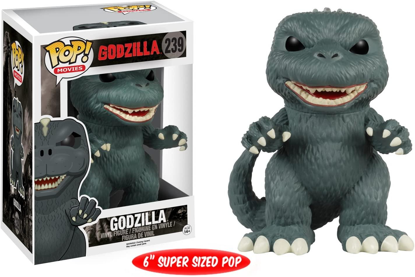 Funko Pop Godzilla Action Figure