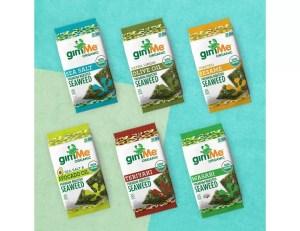 GimMe Organic Roasted Seaweed Snack, Best Seaweed Snacks