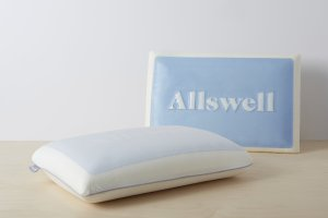 gel cooling pillow allswell