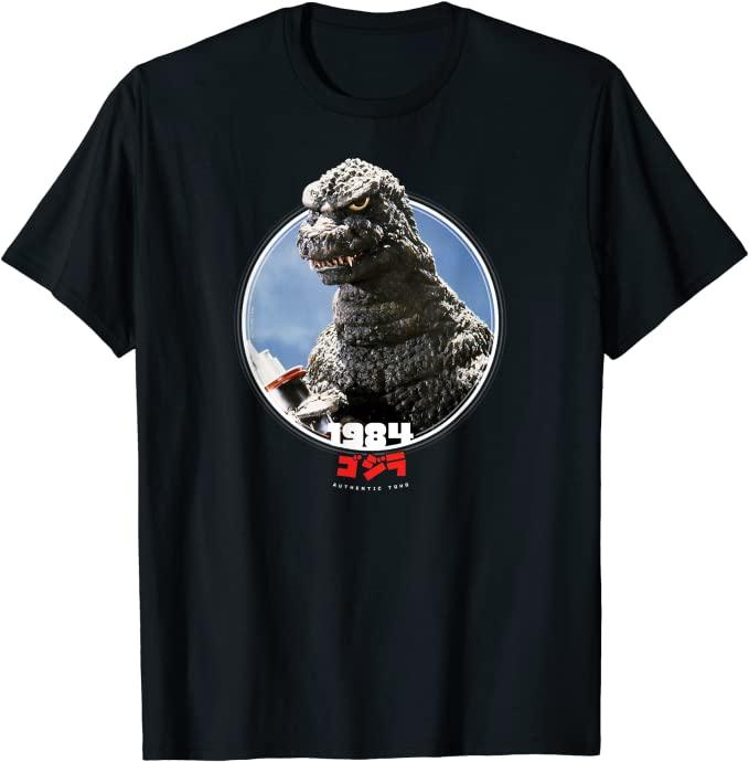 Godzilla 1984 The Return of Godzilla T-Shirt