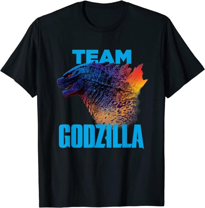 "Official ""Godzilla vs. Kong"" Team Godzilla T-Shirt"