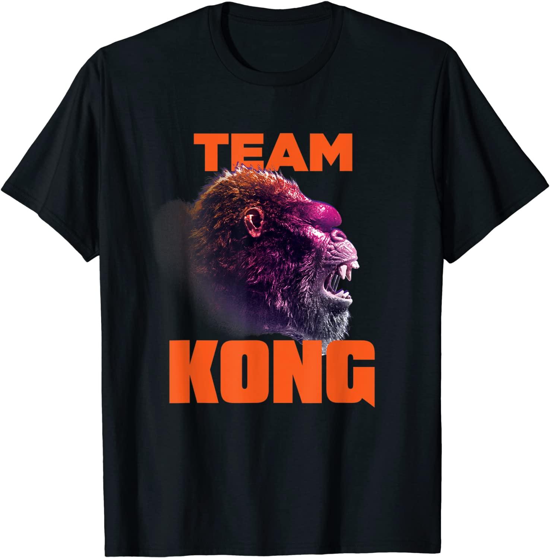 "Official ""Godzilla vs. King"" Team Kong T-Shirt"