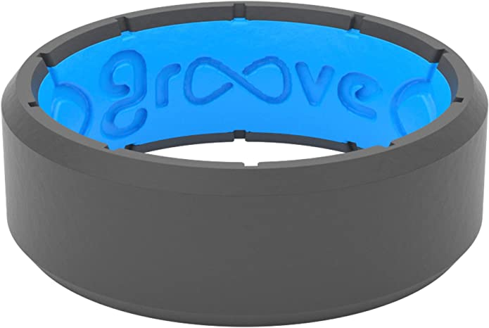 groove life silicone wedding ring