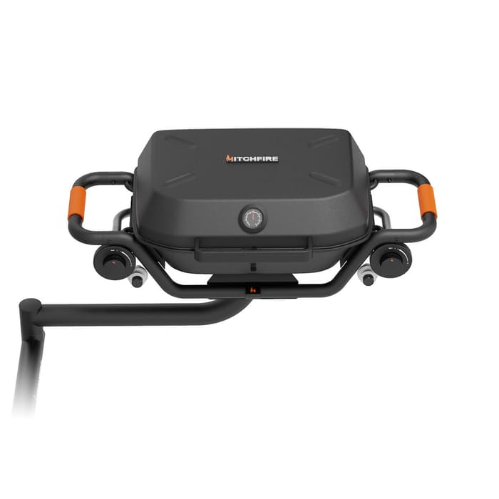 HitchFire Forge Grill, trailer-mounted grill, best portable grills