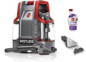 Hoover Spotless Portable Spot Cleaner, best upholstery cleaner