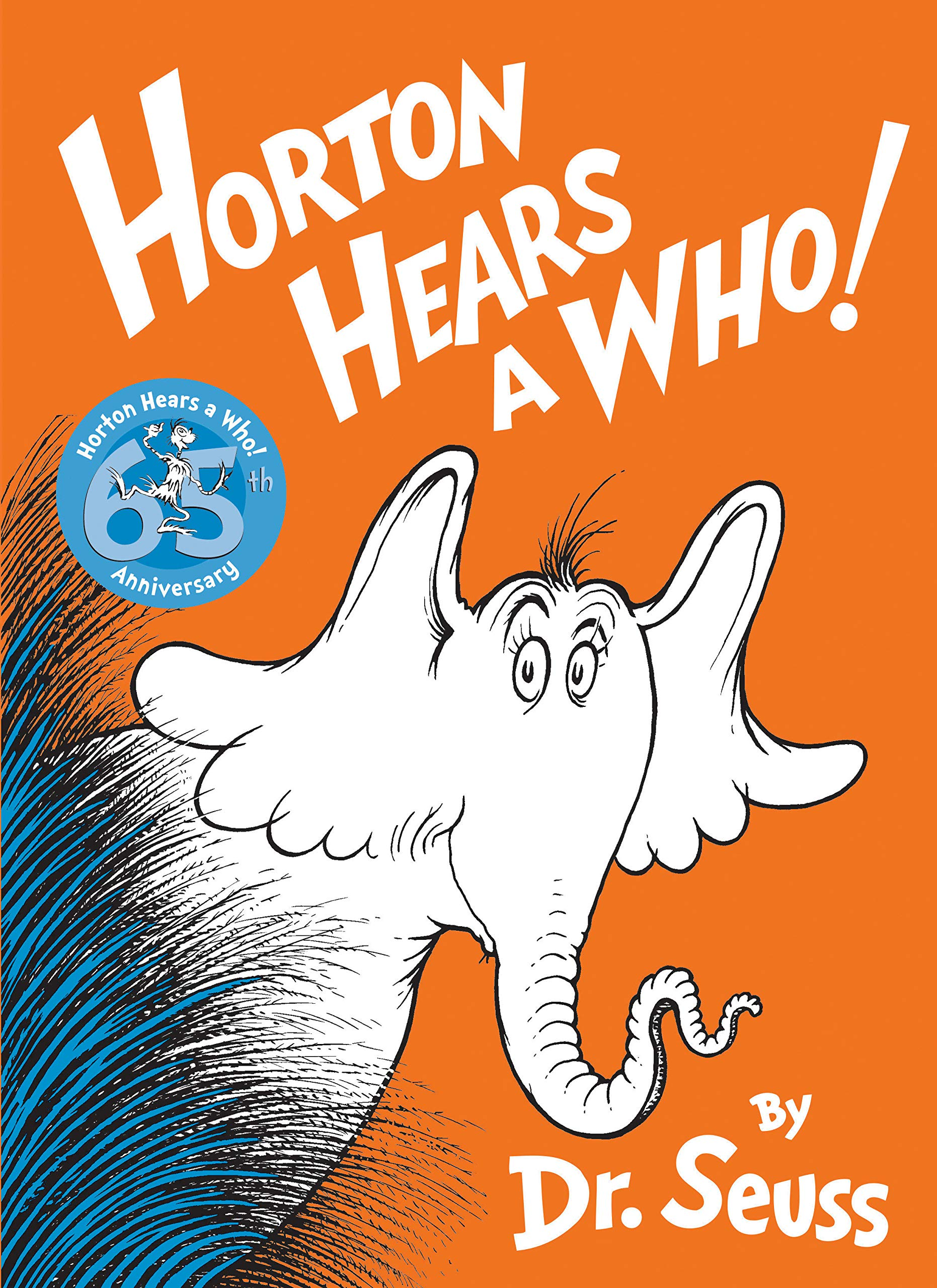 Horton Hears a Who! by Dr. Seuss, best dr. seuss books