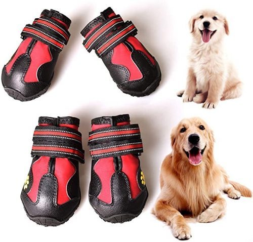 Covert Safe Dog Boots