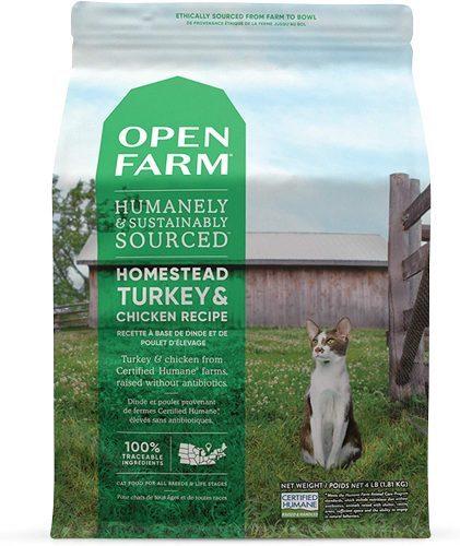 Open Farm Homestead Dry Cat Food