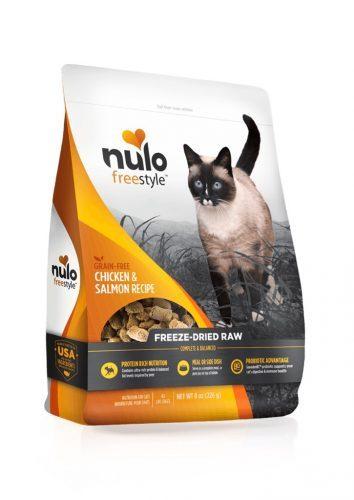 Nulo Freeze Dried Raw Cat Food