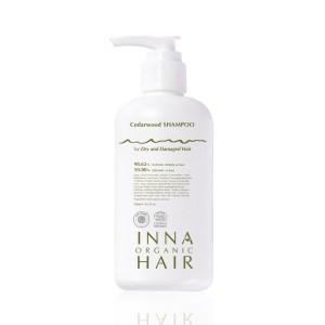 Inna Organic Cedarwood Shampoo, Best Natural Shampoos