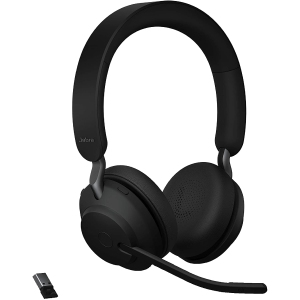 Jabra Evolve2 UC wireless headphones, best bluetooth headsets