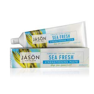 Jason Sea Fresh Strengthening Fluoride-Free Toothpaste