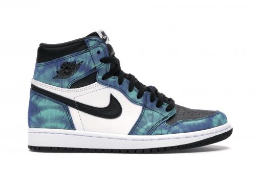 Jordan 1 Retro High Tie Dye Sneaker