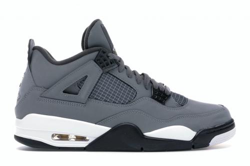 Jordan IV Retro Cool Grey Sneaker
