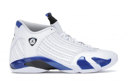 Jordan XIV Retro White Hyper Royal Sneaker