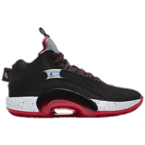 Jordan XXXV Fire Red Sneaker