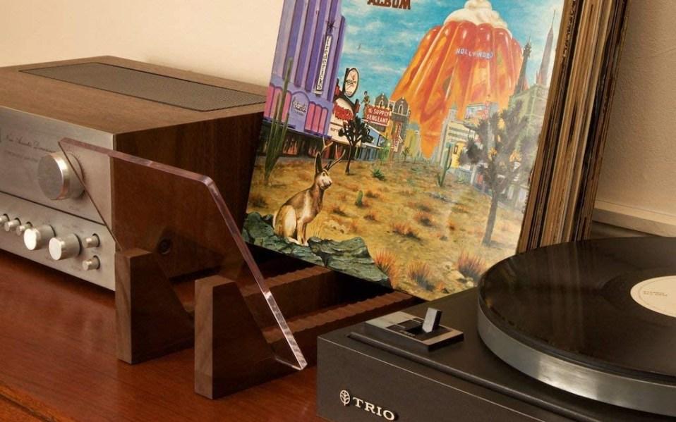 best vinyl accessories, best record player
