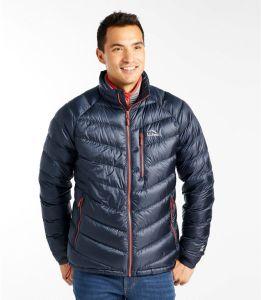 L.L.Bean Ultralight 850 Down jacket, mens winter coats on sale