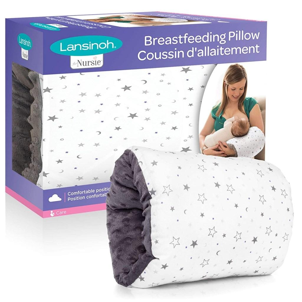 Lansinoh Nursie Nursing Pillows for Breastfeeding, best gifts for new moms