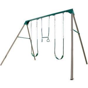 lifetime metal deluxe swing