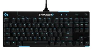 Logitech G Pro X, best Gaming Keyboard 2021