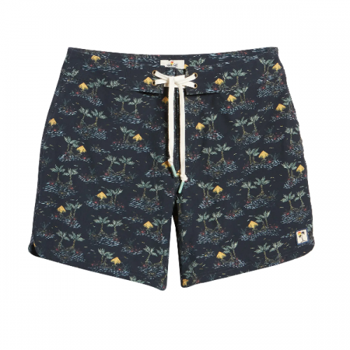 Marine Layer Tropical Board Shorts