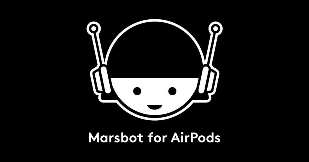 marsbot for airpods