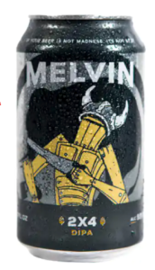 Melvin 2x4 Double IPA strong beers