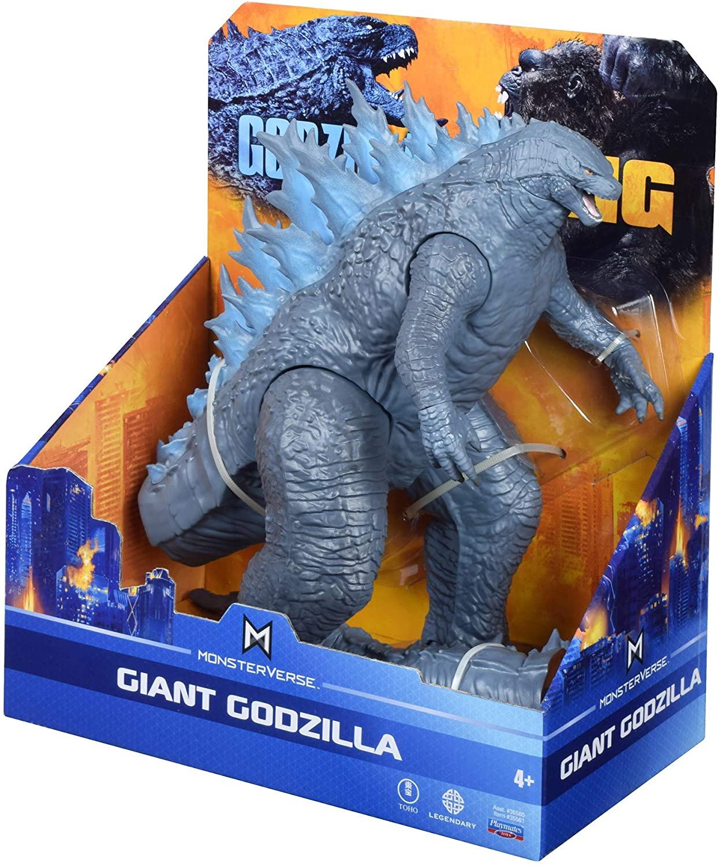 MonsterVerse Godzilla vs. Kong 11-inch Godzilla Action Figure