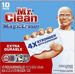 mr clean magic eraser extra durable cleaning pads