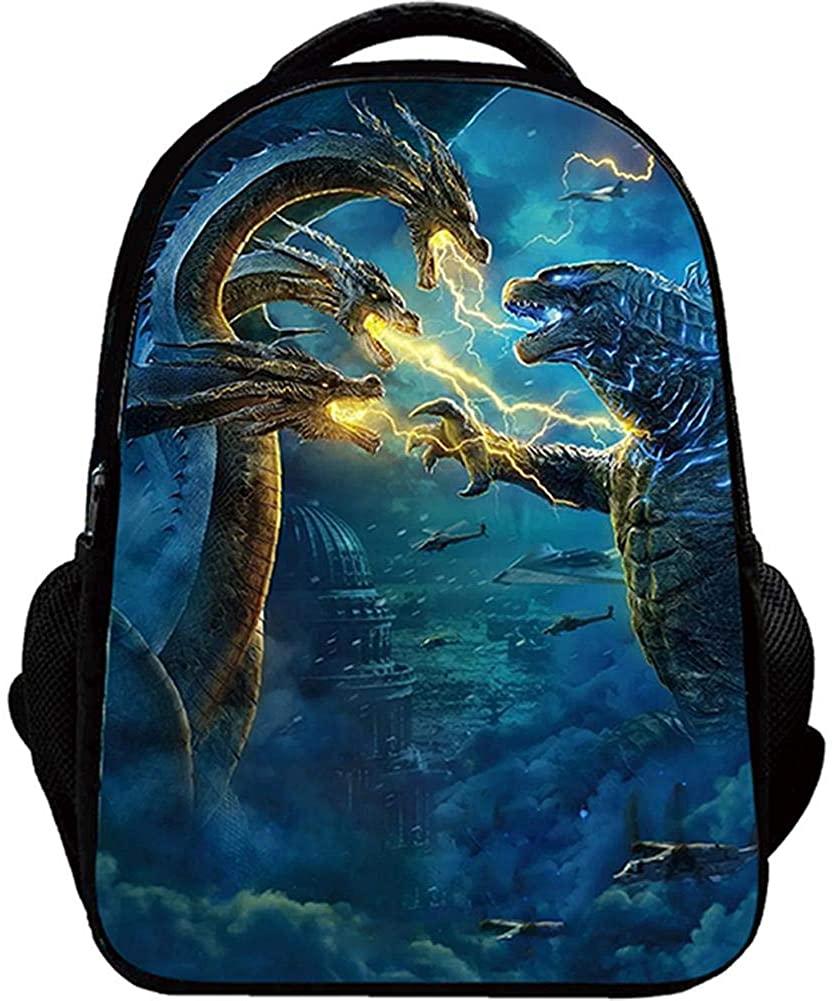 Mxcostume Godzilla and King Ghidorah Backpack
