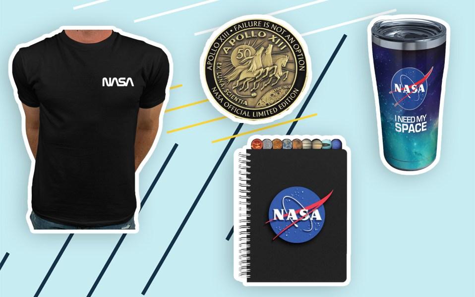 best NASA merch