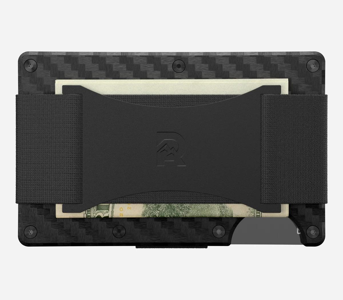 The Ridge Carbon Fiber 3K Wallet