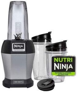 ninja bl455 nutri professional personal blender