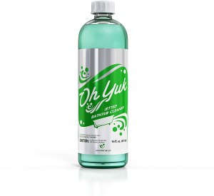 oh yuk jetted tub cleaner