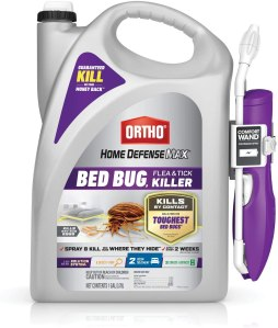 ortho home defense max bed bug
