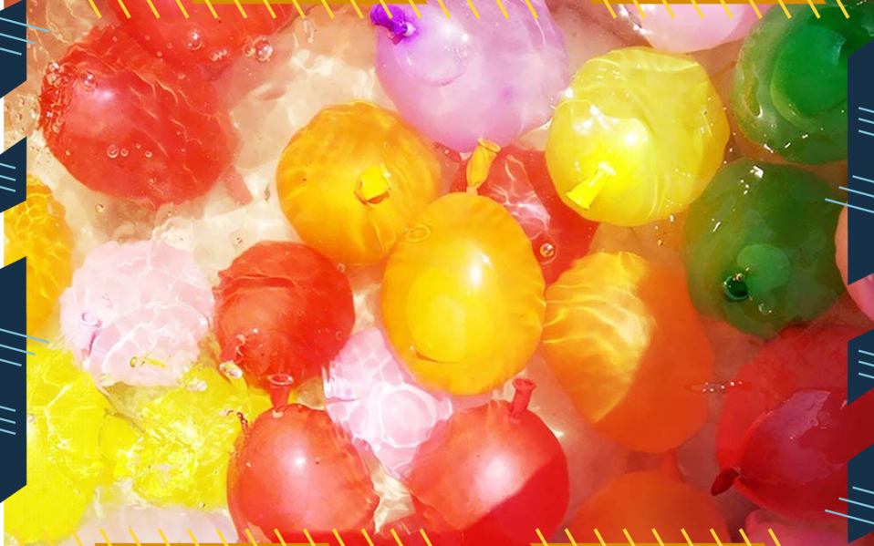 best water balloon games